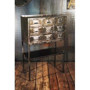 mobilier industriel vintage pas cher meuble tv industriel pas cher. Black Bedroom Furniture Sets. Home Design Ideas