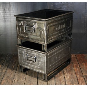 ancien mobilier industriel mobiliers brocante meuble design industrielle meubles de m tier. Black Bedroom Furniture Sets. Home Design Ideas