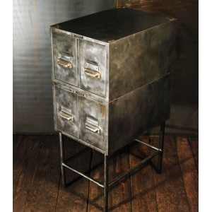Ancien mobilier industriel mobiliers brocante meuble design - Brocante mobilier industriel ...